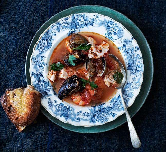 Cioppino | Soups & Stews | Pinterest