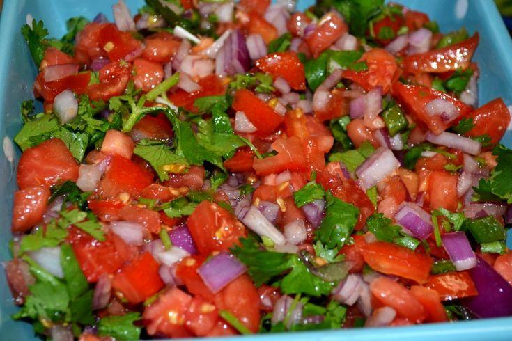 Pico De Gallo Salsa Recipes — Dishmaps