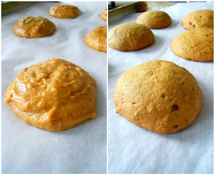 Iced Pumpkin Cookies | FOOD | Pinterest