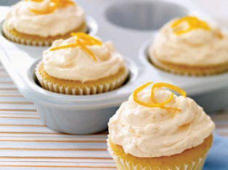 Creamsicle Cupcakes | Recipe