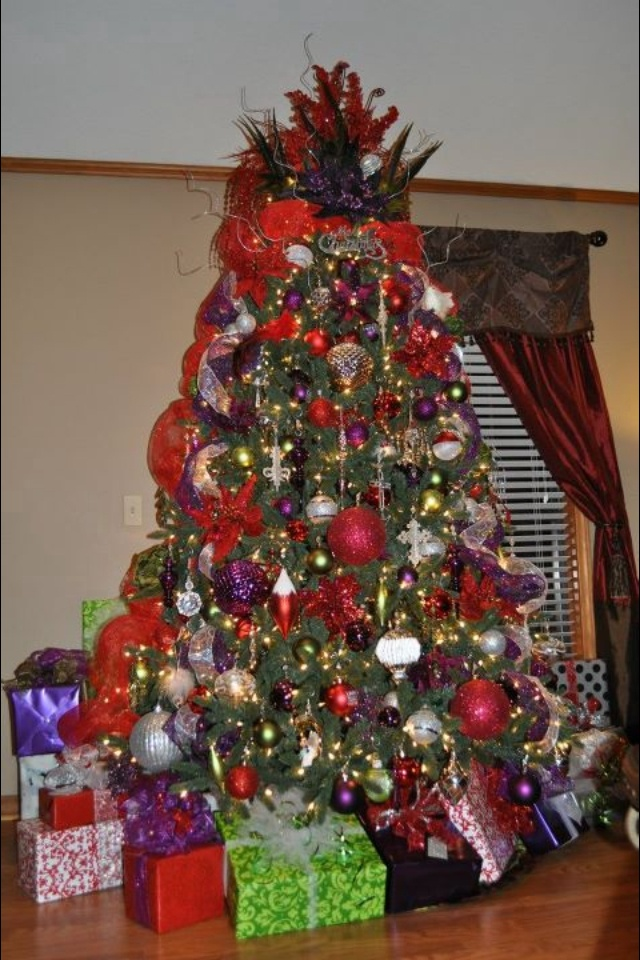 christmas tree decorations on pinterest holliday decorations