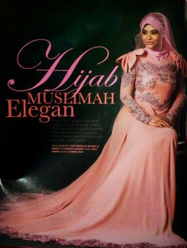 Muslim Wedding Dress Code For Bride : Muslim bride coral bridal dress perfect wedding