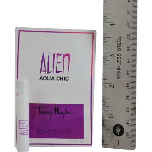 Alien Aqua Chic By Thierry Mugler Light Edt Spray Vial – uhsupply