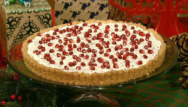 ... | Recipe | Daphne Oz's Ricotta, Chocolate, Honey And Pine Nut Tart