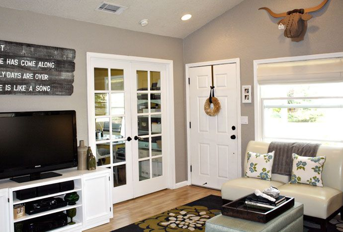 Behr Perfect Taupe Decor Pinterest