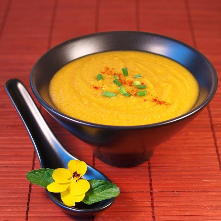 Yellow Split Pea Soup | Soup's On! | Pinterest