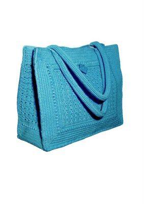 Crochet Craft Bag : Crochet & Craft: Bags Crochet-Bags Pinterest