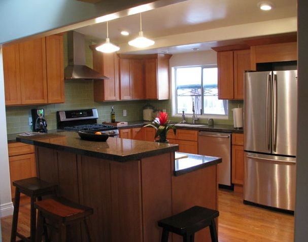 Kitchen Remodeling On A Budget Kitchen Kitchen Rehab