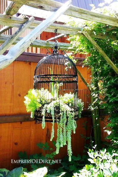 16 Creative Garden Container Ideas | Garden | Pinterest