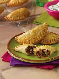 Fig, Beef and Olive Empanaditas   favorite recipes   Pinterest