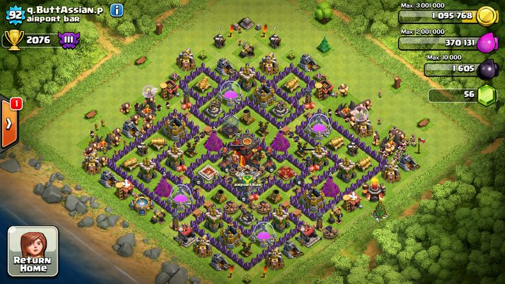 clash of clans base builder drag and drop