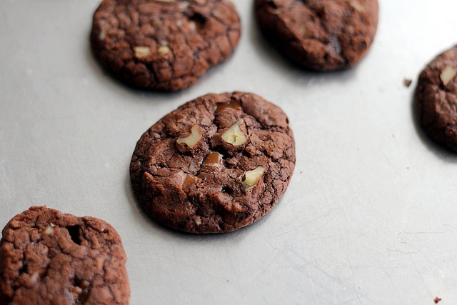 chocolate toffee cookies | Master of the Kitchen | Pinterest