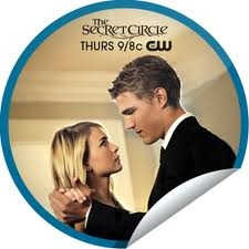 The Secret Circle. Loved this moment between Cassie and Jake <3