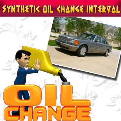 oil change synthetic blend