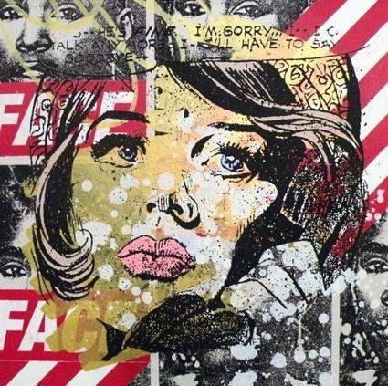Minneapolis, MN artist Greg Gossel
