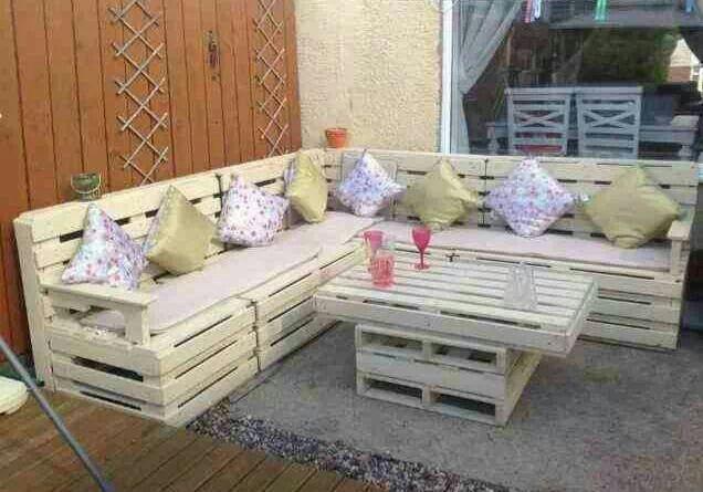 Pallet furniture uk | Furniture | Pinterest