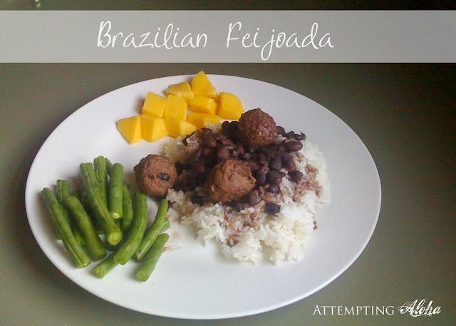... Aloha: Dr. Scott's Feijoada - Brazilian Beans and Rice Recipe