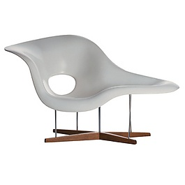 Charles ray eames vitra la chaise sentei pinterest for Charles et ray eames chaise