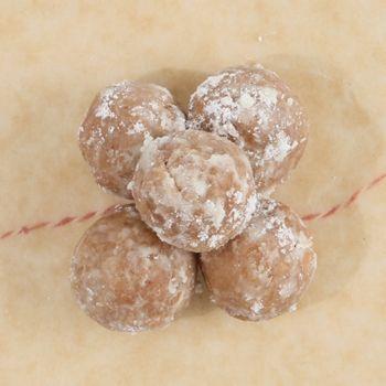 Bourbon Balls | Desserts | Pinterest