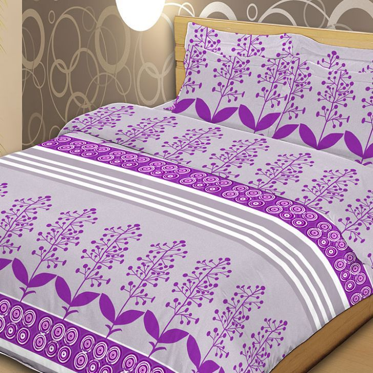 Bombay Dyeing Silk Bed Sheets