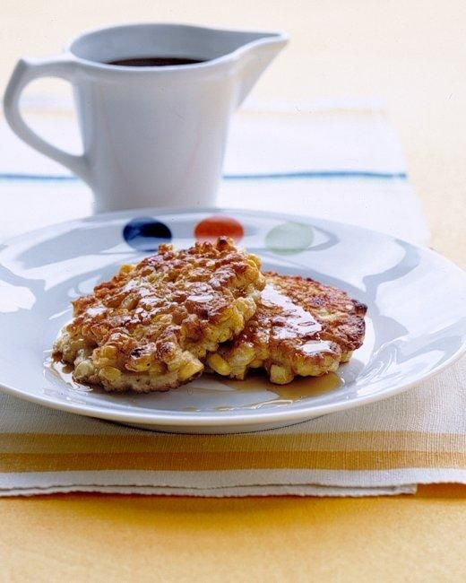 Corn Pancakes Recipe