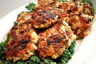 chicken and apple breakfast patties | Food and drink | Pinterest