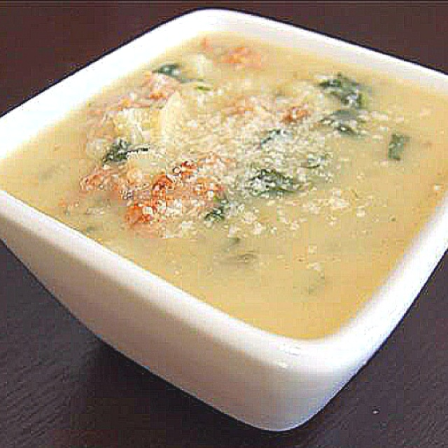 Zuppa Toscana soup. Homemade recipe | Soups, Salads and Sammies | Pin ...