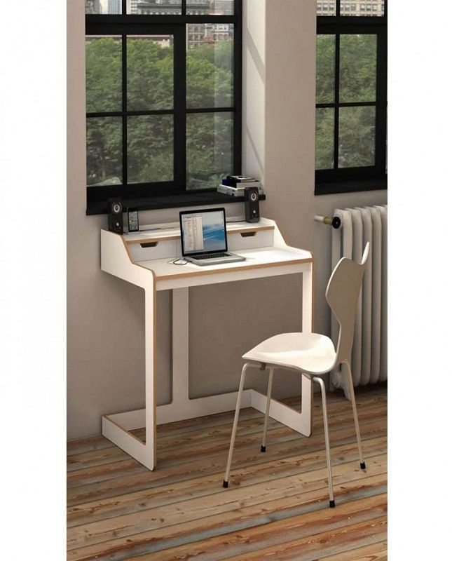 computer desk ideas for small spaces joy studio design gallery best design. Black Bedroom Furniture Sets. Home Design Ideas