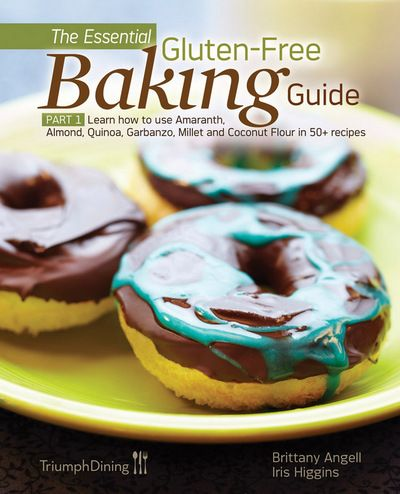 The Essential Gluten Free Baking Guides 2 book giveaway!