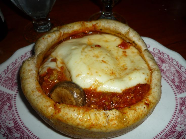 Chicago Pizza and Oven Grinder | pizzas | Pinterest