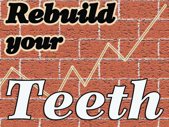 How to Rebuild Enamel on Teeth Naturally! | Skrewtips - Reverse Disease Naturally