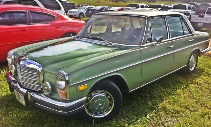1976 mercedes benz 300d all green everything pinterest for Mercedes benz 300d
