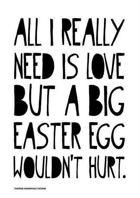 Chocolate....heals everything ;)