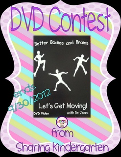 Enter to win a DVD! Your class will LOVE this DVD!