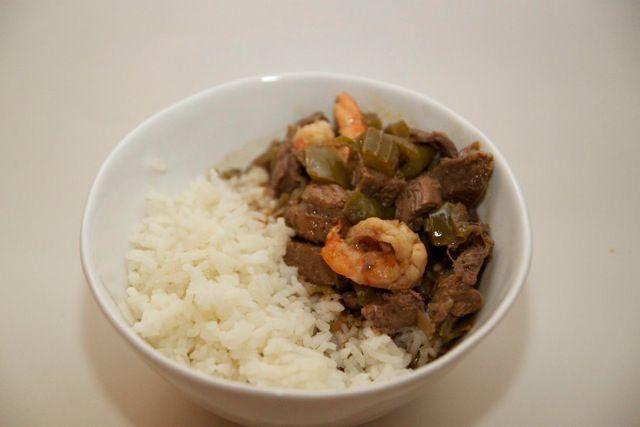 37 Cooks: Slap ya Mama Duck Gumbo with Andouille Sausage and Shrimp