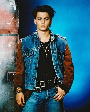 21 Jump Street Johnny Depp | Cougar Bait | Pinterest Johnny Depp 21 Jump Street 1987