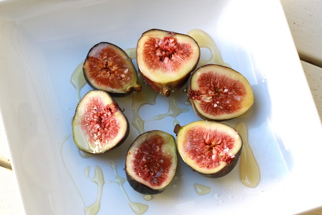 fresh figs with agave   Sweet Food!   Pinterest