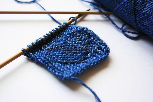 Knit A Heart 3   Knitting Projects   Pinterest