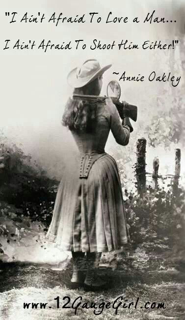quotes from annie oakley