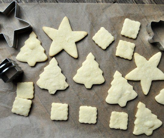 Best Cut-Out Sugar Cookies | Recipe