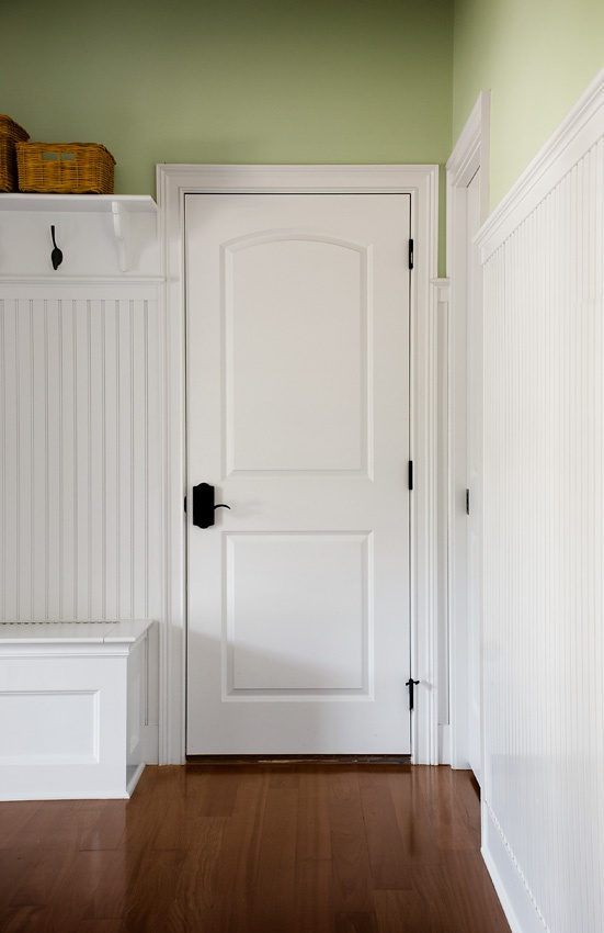 Masonite Interior Door With Arched Top For The Home