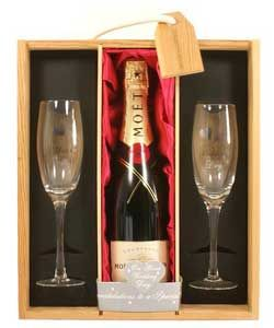 Argos Wedding Gift List Uk : Wedding Champagne Gift Set. Occasions engagement and wedding quote ...