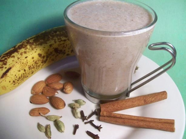 Spiced Banana Date Smoothie Recipes — Dishmaps
