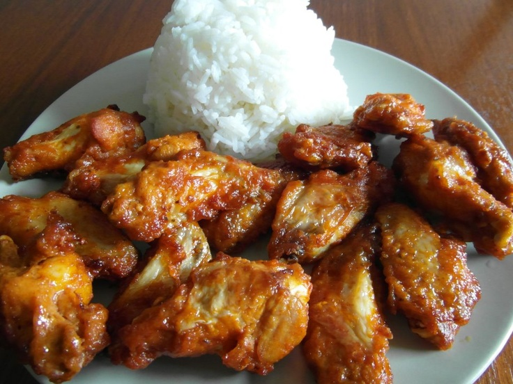chicken wings singaporean chicken rice wings recipe food republic ...