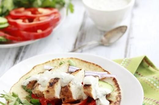 ... tandoori chicken whole wheat indian naan and grilled tandoori chicken