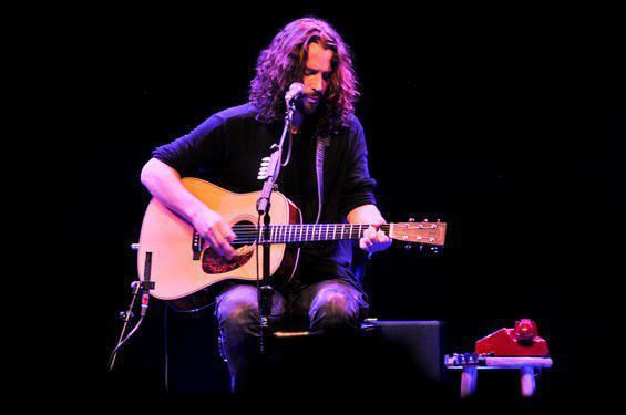 Songbook Tour Chris Cornell