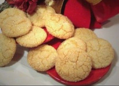 Recipe For Candied Lemon Ginger Cookies | Bed and Breakfast Inns ...