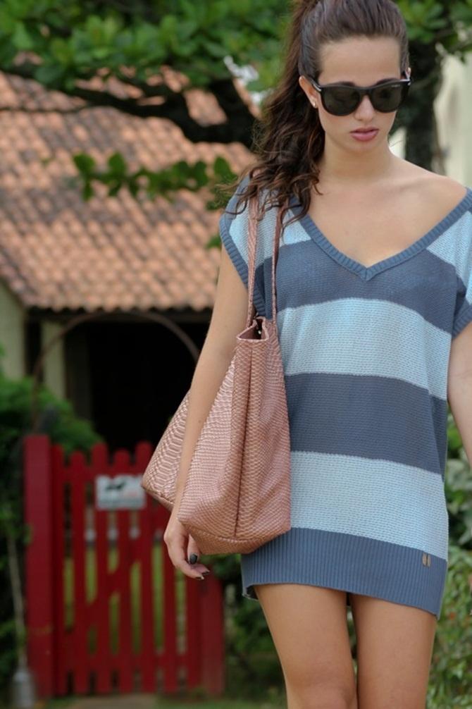 Tricot dress, Guria