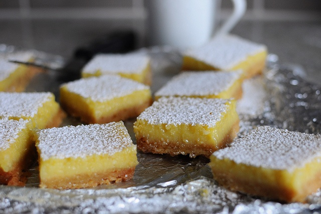 Lemon Bars are one of my absolute favorite desserts! @ConniePrough's ...