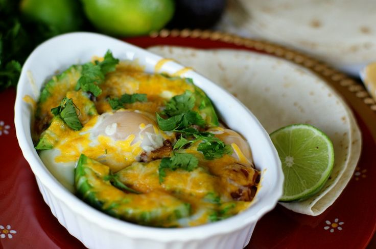Mexican baked eggs | yummy for the tummy | Pinterest